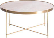 Gold Gatsby Coffee Table