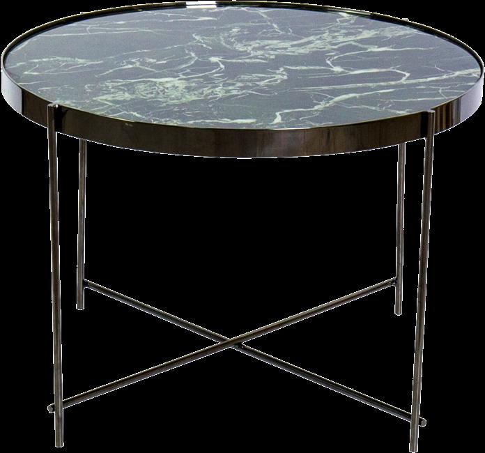 Black Gatsby Side Table