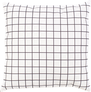 Grid Cushion - 50cm x 50cm