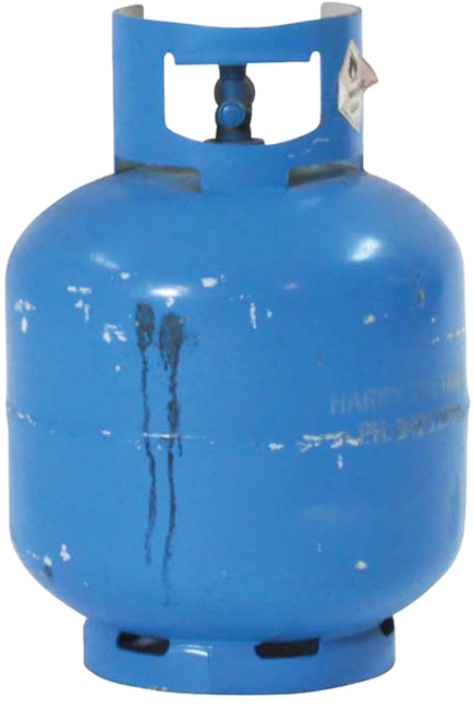 Additional Gas Bottles