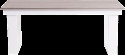 Horizon Coffee Table - Grey - 60 x 120cm Rect