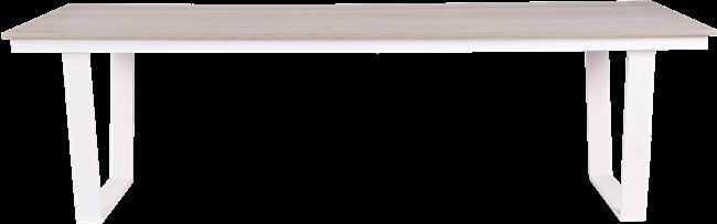 Horizon Dining Table - Grey  - 250 x 100cm Rect