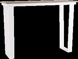 Horizon Bar Table - Grey - 60 x 150cm Rect