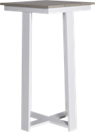 Horizon Bar Table - Grey - 60cm Sq