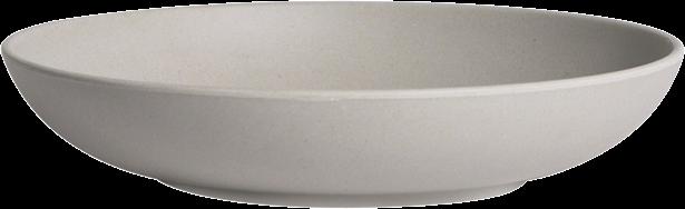 Kira Serve Bowl - Grey - 22 x 4cm H