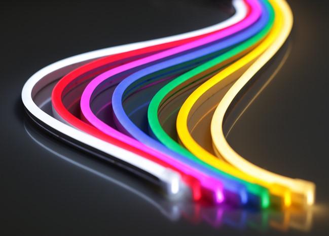 White - Neon Flex 10m long