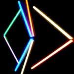 LED Octo-strip - 1m RGB