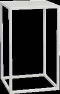 Linear Plinth 45 x 45 x  75cm H