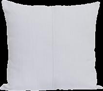 Natural Cushion - White - 50 x 50cm