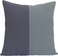 Natural Cushion - Sage/Grey - 50 x 50cm