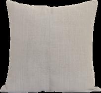 Natural Cushion - Sand - 50 x 50cm