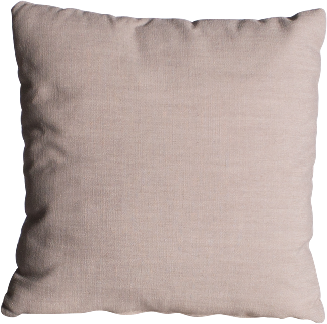 Mason Cushion - Natural Linen - 45 x 45cm