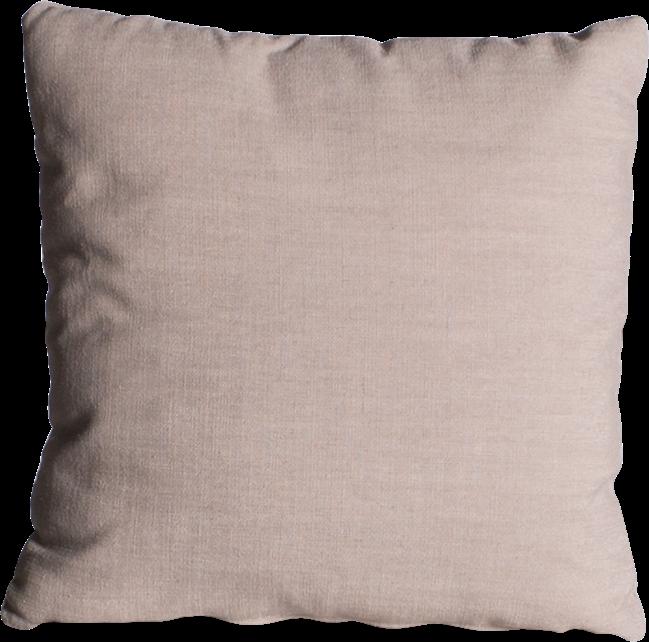 Mason Cushion - Natural Linen - 45 x 45cm