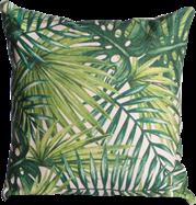 Palm Cushion - 50 x 50cm