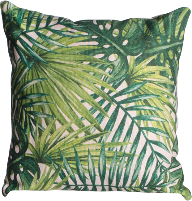 Palm Cushion - 50 x 50cm