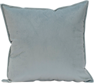 Velvet Cushion - Mint - 45 x 45cm