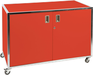 Large Lockable Cupboard