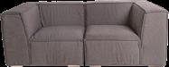 Mason 2 Seater Lounge
