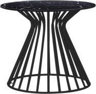 Black Monroe Coffee Table