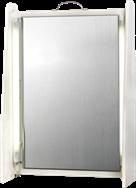 Make Up Mirror - white - fluro light