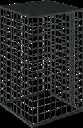 Mesh Plinth 45 x 45 x  75cm H