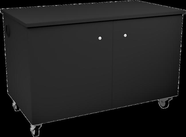 Metro Small Lockable Cupboard