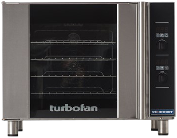 Convection Oven - Moffat 15 Amp with 10 Amp Converter