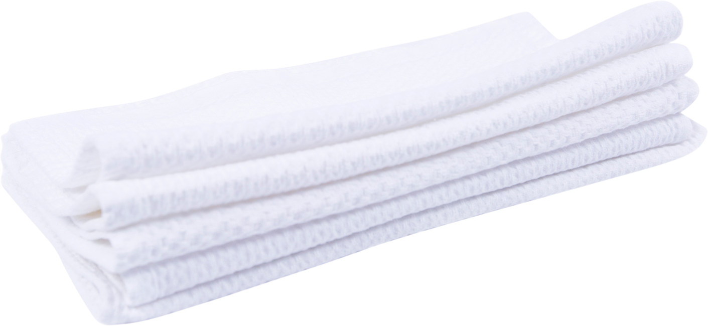 Hand Towels - White
