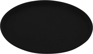 Waiters Non Slip Tray - Black - 35cm