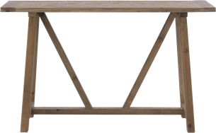 Parquetry Bar Table - 60 x 150cm Rect