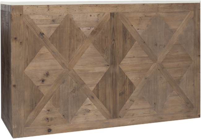 Parquetry Service Bar