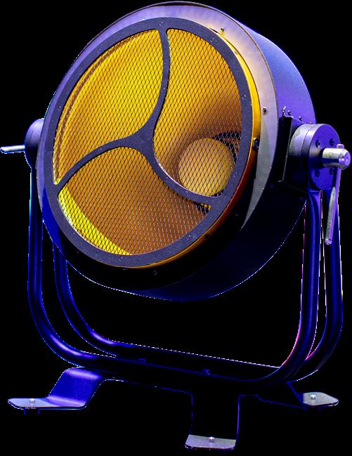 Corona Retro light
