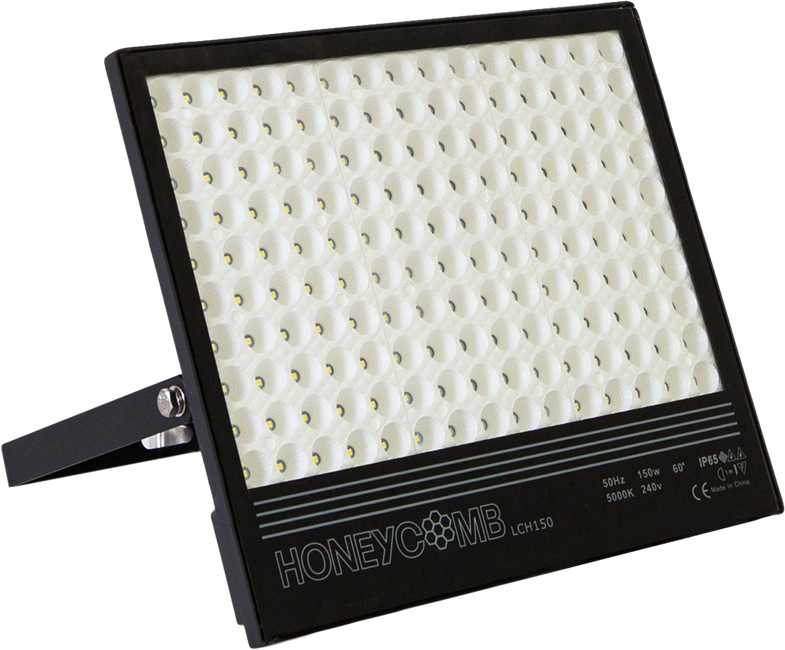 150w LED Honeycomb Flood (cool white)