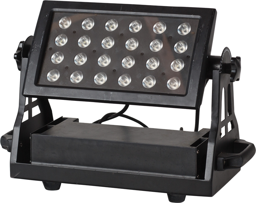 PW LED Flood - RGBW - weatherproof