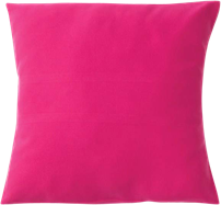 Poly Cushion - Pink Fuchsia - 40 x 40cm