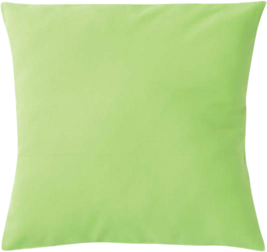 Poly Cushion - Lime Green - 40 x 40cm