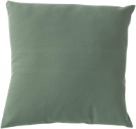 Poly Cushion - Olive Green - 40 x 40cm