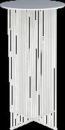 White Rain Bar Table