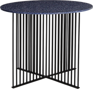 Black Rain Coffee Tables