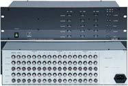 Extron DA6: RGBHV Dist.Amp. (1:6)