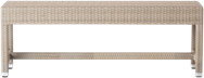 Reef Bench - Taupe - 36 x 130 x 46cm H