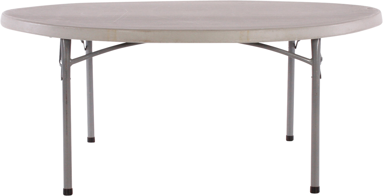 Dining Table - Poly - 180cm Rnd