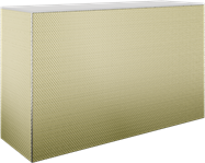 Chameleon Service Bar - Gold Twill