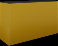 Chameleon Service Bar - Mustard