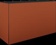 Chameleon Service Bar - Terracotta