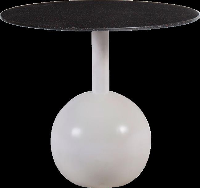 White Shape Coffee Table
