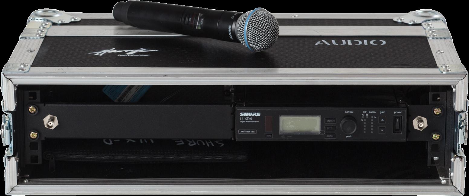 Shure ULX Digital Radio System w/ BETA 58 Handheld