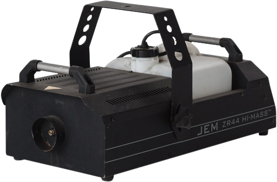 ZR44 Gem Smoke Machine