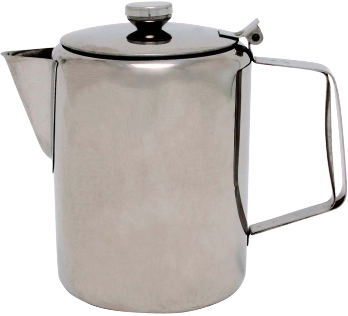 Coffee/ Tea Pot - Stainless Steel