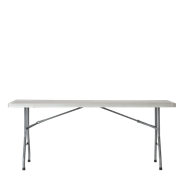 Trestle Table - Poly - 183 x 76cm Rect